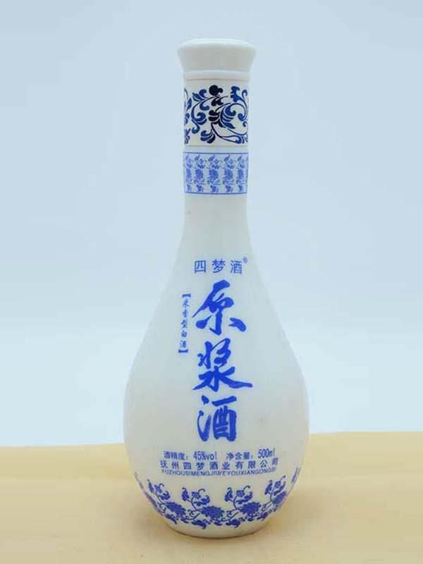 乳白瓶-006